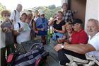 Virovitički planinari na španicr-pohodu u Varaždinu
