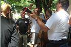 Fotogalerija: Suhopoljski branitelji u Kninu