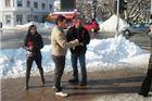 Forum mladih SDP-a građanima i građankama za Valentinovo poklanjao srca