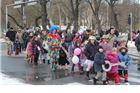 FOTO: Viroviti�ki fa�nik � ma�kare preuzele klju�eve grada