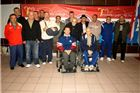 Prijem za sudionike 18-tog Svehrvatskog sportskog natjecanja invalida Domovinskog rata