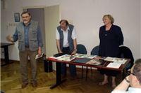 Društvu Virovitičana predstavljen Strip u Virovitici 1985. -2009.