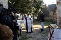 Žarković i predstavnici Vijeća srpske nacionalne manjine na komemoraciji u Kućanicma