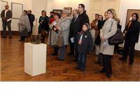 Otvorena izložba akademskog kipara Ivana Kožarića