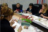 Zajednica žena Katarina Zrinski u povodu 8.ožujka poklanjat će ukrase koje su same izradile