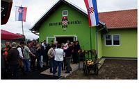 U ponedjeljak 10. siječnja donacija Virovitičko-podravske županije Matici slovačkoj u Miljevcima