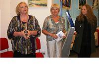 Otvorena 14. samostalna izložba Gordane Ćurik