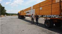 Drvene konstrukcije iz Voćina u izgradnji velikih trgovačkih lanaca na Jadranu