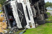 Prometna nesreća na izlazu iz Virovitice