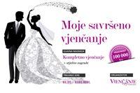 Nagradna igra za mladence: Osvojite kompletno vjenčanje u vrijednosti 100 000 kn