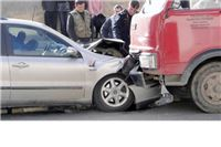 Vozačica zaspala i automobilom udarila u kamion