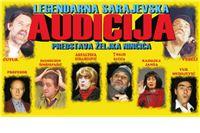 Nagradna igra – osvojite dvije ulaznice za Audiciju
