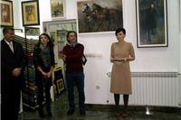 U Galeriji Kožić otvorena izložba slika Fahrudaina Šadića