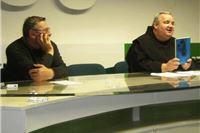 Pater Robert Perišić u Društvu Virovitičana u Zagrebu: Virovitica ima što pokazati