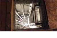 Građevinski radnik pao s visine od deset metara