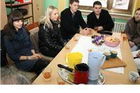 Forum mladih SDP-a posjetio bolesnike na Dječjem odjelu