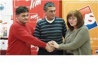 Potpisan sporazum o zajedničkom izlasku na izbore SDP-a i HNS-a