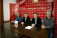 U Suhopolju koalicija SDP/HNS/HSPD, kandidat za na�elnika nestrana�ki Predrag Peji�