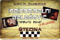 U subotu u Štednoj (Ne)normalni Balašević trubute band