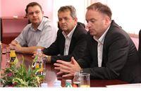 Izaslanstvo Grada Trilja u službenom posjetu Virovitičko-podravskoj županiji