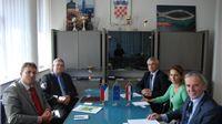 Predstavnici Czech Tradea u HGK-Županijskoj komori Viroviitca