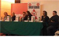 Promocija Smijeha slobode u Splitu: Feral Tribune je veći od Charlie Hebdoa koji je radio u lakšim uvjetima