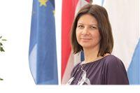 Uskršnja čestitka predsjednice Županijske skupštine Virovitičko-podravske županije Ane-Marije Petin