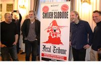 Promocija Smijeha slobode u Zagrebu: Feral Tribune- istina i nesalomljivo zastupanje novinarske etike