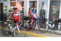 Biciklisti na ''Putu istine'' obišli spomen obilježja u Čojlugu, Četekovcu i Voćinu