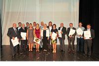 Dodijeljena javna priznanja u povodu Dana županije
