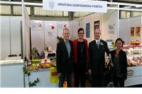 Izlagači s područja Virovitičko–podravske županije na 23. Jesenskom međunarodnom bjelovarskom sajmu