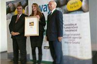 Turističkoj zajednici Virovitice za organizaciju Rokova uručena nagrada Simply the best