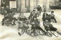 Snijeg: Tko se bar jednom nije spustio niz most Dvorca Pejačević?
