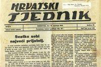Crna kronika 1941: Vrela voda ubila dijete, bijesne mačke u Virovitici, brojne nezgode i tučnjave