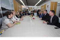 Delegacija Hmeljnicke oblasti iz Ukrajine u Virovitičko-podravskoj županiji