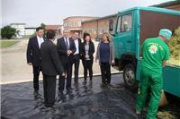 Zamjenik ministra poljoprivrede posjetio Virovitičko-podravsku županiju