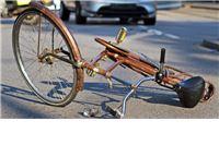 U Golom Brdu, pijan automobilom ozlijedio biciklisticu