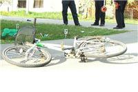 Desetogodišnjak na biciklu skrenuo pod automobil koji ga je obilazio