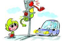 Županijska uprava za ceste, u blizini škola, postavlja sedam novih semafora