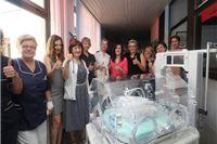 Općoj bolnici Virovitica donirana oprema za liječenje prijevremeno rođene djece