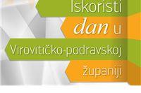 """Projekt """"Iskoristi dan u Virovitičko-podravskoj županiji"""" nominiran za nagradu Vijeća Europe"""