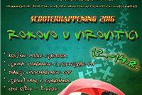 Rokovo 2016: Scooterhappening ponovo u Virovitici