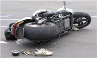 Danas dvije nesreće. U Strossmayerovoj stradao vozač motora