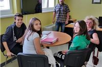 Učenici iz Učeničkog doma posjetili Zavod za javno zdravstvo