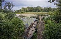 Reportaža s kraja svijeta: Gotovo zaboravljeno pitoreskno mjesto kod Pitomače do kojega vodi viseći 'most slatkih poljubaca'