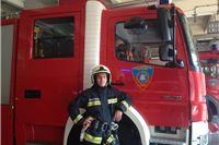 Marko Balaž Laslo: Još u pubertetu sam shvatio da želim biti vatrogasac