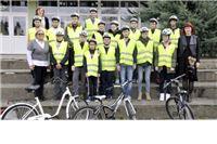 Projekt namijenjen 14-godišnjim učenicima:  Biciklom u promet
