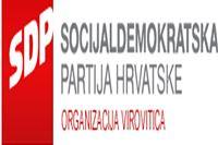 Priopćenje Gradske organizacije SDP Virovitica povodom izlaska Tomislava Žagara iz SDP-a