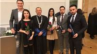Virovitičanki Antoniji Domšić dodijeljena Posebna Dekanova nagrada za sudjelovanje u organizaciji projekta Govornička škola 2016.