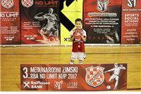 Luka Knežević na 3. Međunarodnom Zimskom Rba No Limit Kupu postigao svoj stoti gol!
